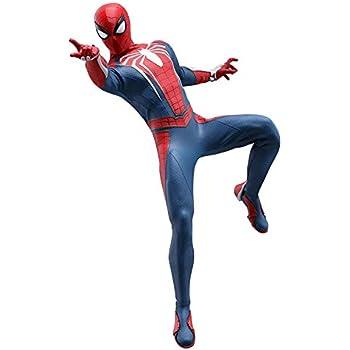 ビデオゲーム・マスターピース 『Marvel's Spider-Man』1/6 フィギュア スパイダーマン(アドバンスド・スーツ版)