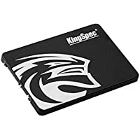 KINGSPEC SSD ブラック SATA 6Gb/s インターフェイス対応 Q-360
