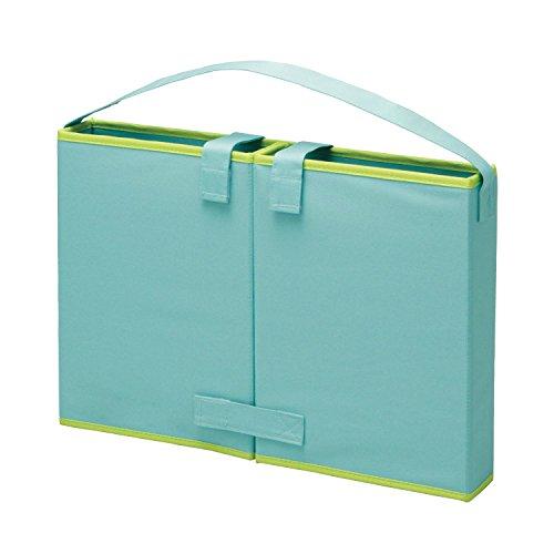 ベルメゾン どこでも自習室 収納ボックス ブルー