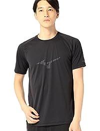 (コムサイズム) COMME CA ISM 〔ミズノ コラボ商品〕ロゴTシャツ 47-95TF01-108