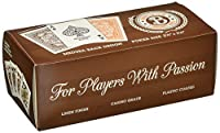 [Brybelly]Brybelly 12 Decks of Medusa Back CasinoQuality Playing Cards Wide Size / Regular Index Elite [並行輸入品]