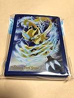 ポケモン カードゲーム カード ゲーム デッキシールド スリーブ 疾風の雷 ゼラオラ 64枚