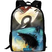 Godzilla Multi-function Backpack College Bookbag