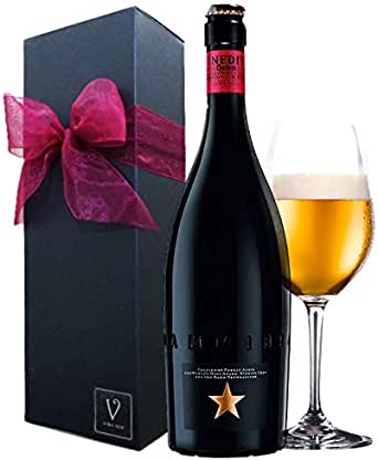 誕生日プレゼント 【スペイン ビール:イネディット 】ギフト セット (イネディット1本 リボン包装)