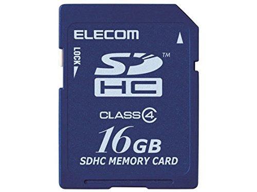 エレコム データ復旧SDHCカード/Class4/16GB/...