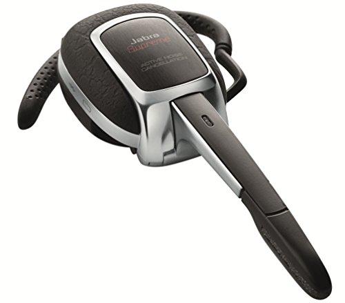 Jabra SUPREME+ USB ブラック ワイヤレス Bluetooth イヤホン ヘッドセット (モノラル アクティブノイズキャンセル機能) 【日本正規代理店品】