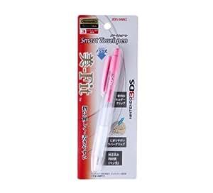 任天堂公式ライセンス商品 3DS用 スマートタッチペン ピンク