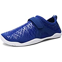 LEOVERA Aqua Water Sport Shoes Lightweight Quick Dry Skin Shoes For Beach Yoga Swimming