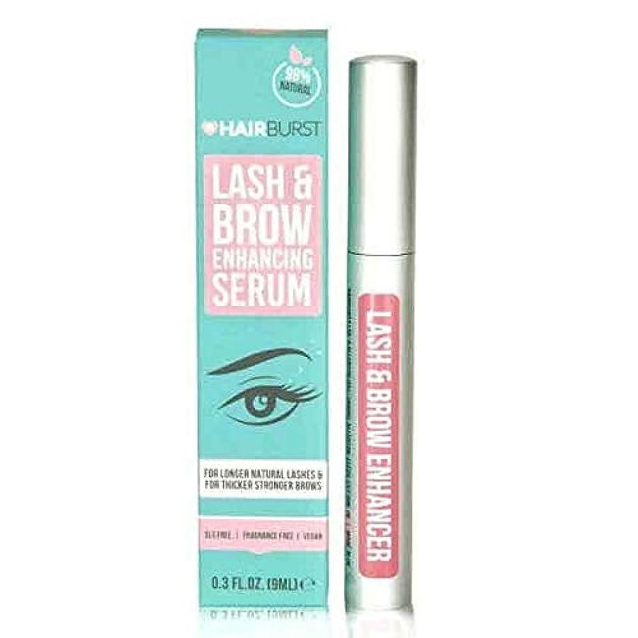栄養特に湿った[Hairburst] Hairburstラッシュ&眉血清を強化 - Hairburst Lash & Brow Enhancing Serum [並行輸入品]