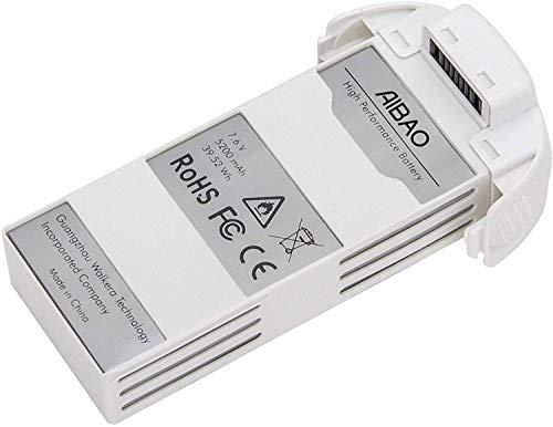 WALKERA ワルケラ AIBAO 用 バッテリー(Li-po 7.6V 5200mAh 2S) ...