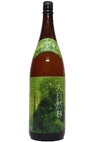 大自然林 本坊酒造 芋焼酎 25度 1800ml