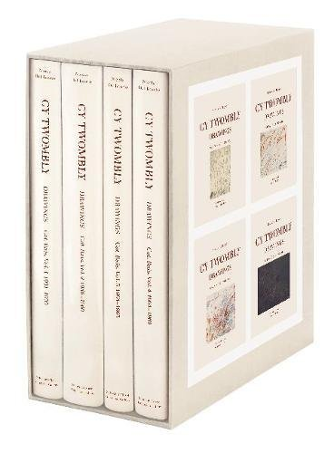 Cy Twombly: Drawings: Vol. 1-4 1951-1969, Box Oneの画像