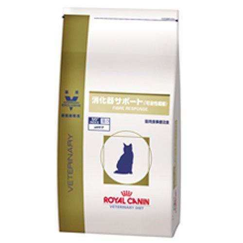 ロイヤルカナン 療法食  猫 消化器サポート可溶性繊維 ドライ 4kg