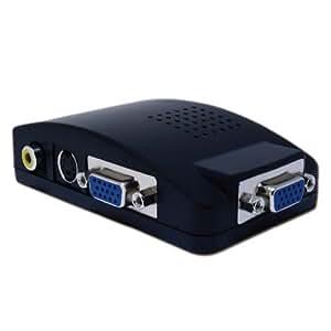 エアリア UP KING アップスキャンコンバーター SD-VSC1