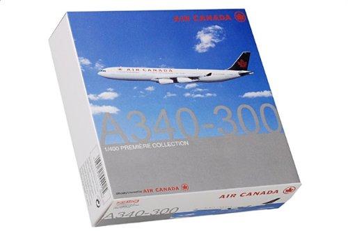 1:400 ドラゴンモデルズ 55492 エアバス A340 ダイキャスト モデル Air カナダ C-FYLG【並行輸入品】