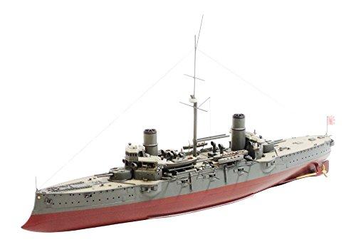 フォーサイト シールズモデルズ 1/500 日本海軍 一等巡洋艦 日進 レジン&メタルキット MSM008