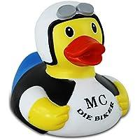 Rubber Duck Biker - ゴム製のアヒル …