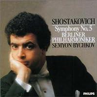 ショスタコーヴィチ : 交響曲 第5番 ニ短調 作品47
