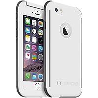 【日本正規代理店品】Seidio 防水 防塵 耐衝撃ケース OBEX for iPhone6/6s White ストラップホール付 MIL-STD-810F IP68 CSWIPH6-WH