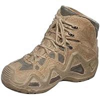 【ノーブランド品】 1/6 軍用ブーツ おもちゃ 兵士 アクションフィギュアに  アクセサリー 全2色 - 砂漠色