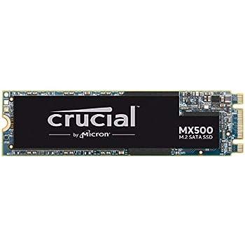 Crucial SSD M.2 250GB MX500シリーズ SATA3.0 Type 2280SS CT250MX500SSD4/JP