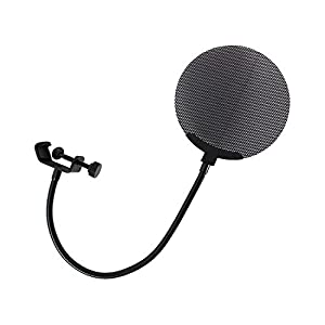 Dicon Audio ポップガード DCP-2 金属製 丸型