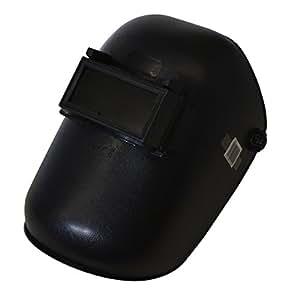 スズキッド(SUZUKID) 溶接用ヘルメット面(カバープレート・遮光プレート付) P-463