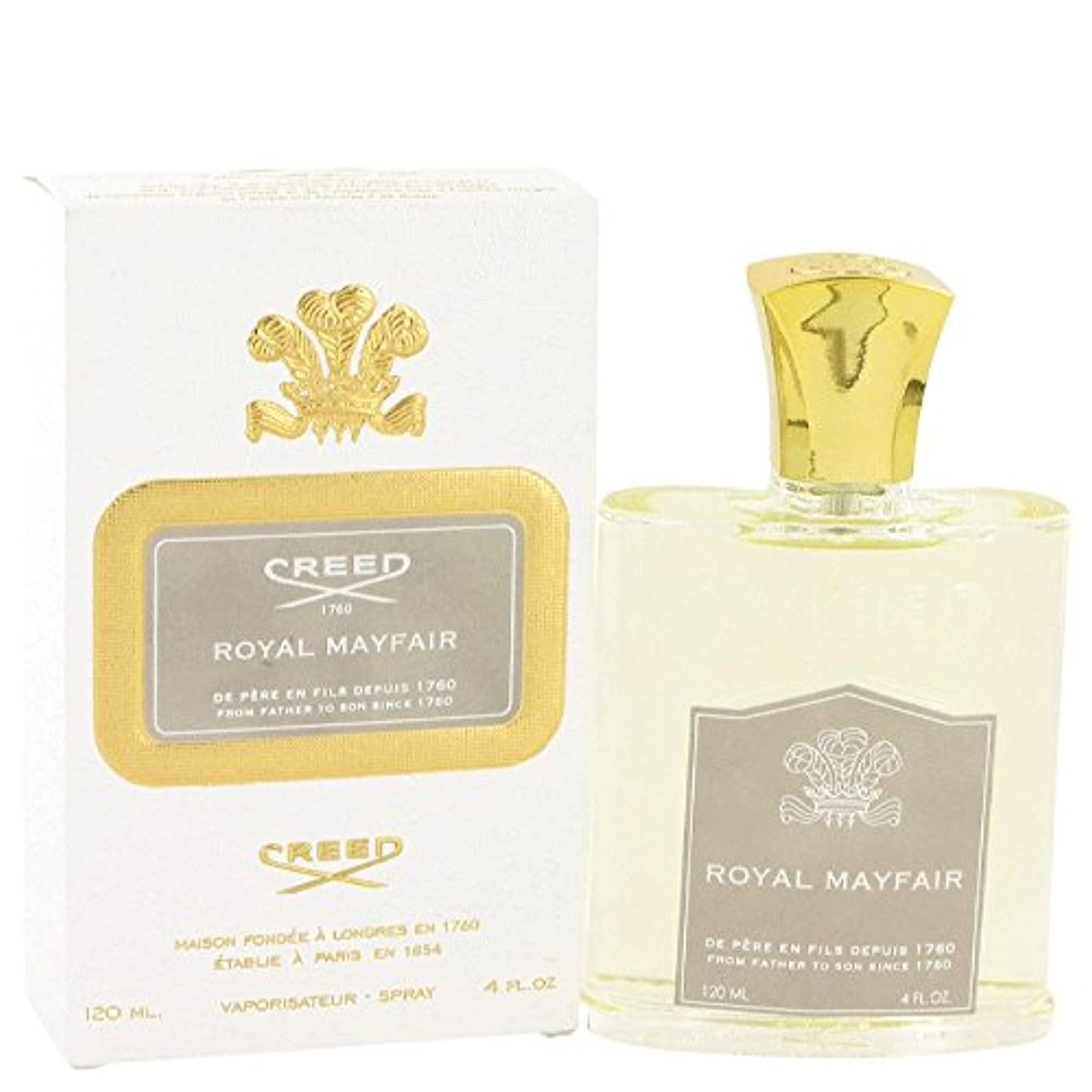 熟読許されるマラドロイトRoyal Mayfair by Creed Millesime Spray 4 oz