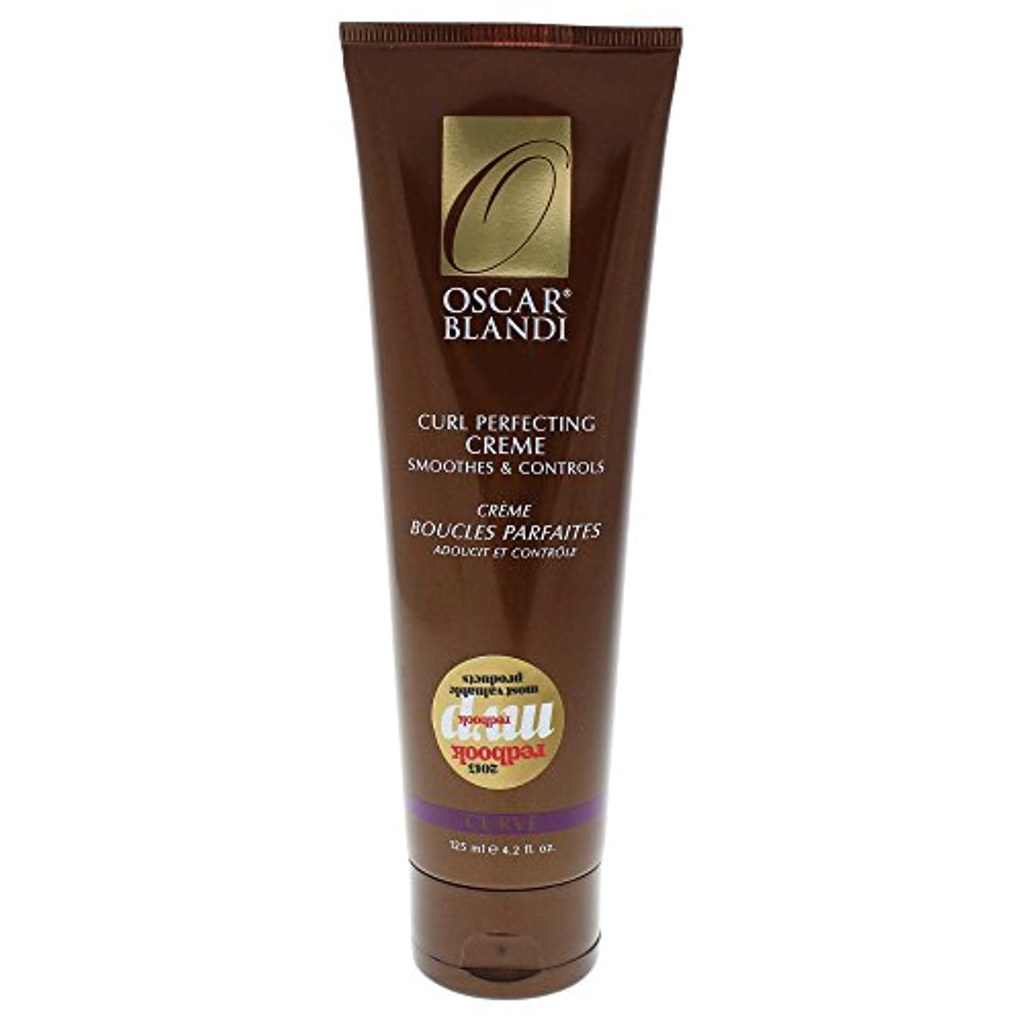 ペック不毛スラムOscar Blandi Curve Curl Perfecting Creme (並行輸入品) [並行輸入品]