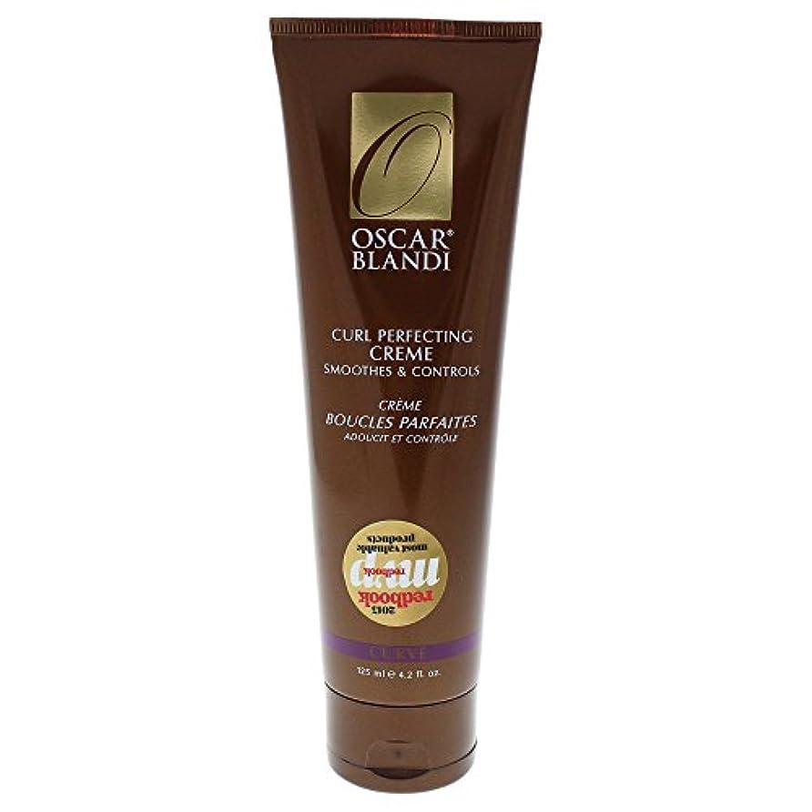 窒息させる霧繰り返すOscar Blandi Curve Curl Perfecting Creme (並行輸入品) [並行輸入品]