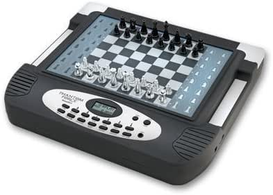 Excalibur Electronic 740D Phantom Force Electronic Chess Set [並行輸入品]