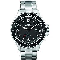 Timex Men's TW4B10900 Year-Round Analog Quartz Silver Watch