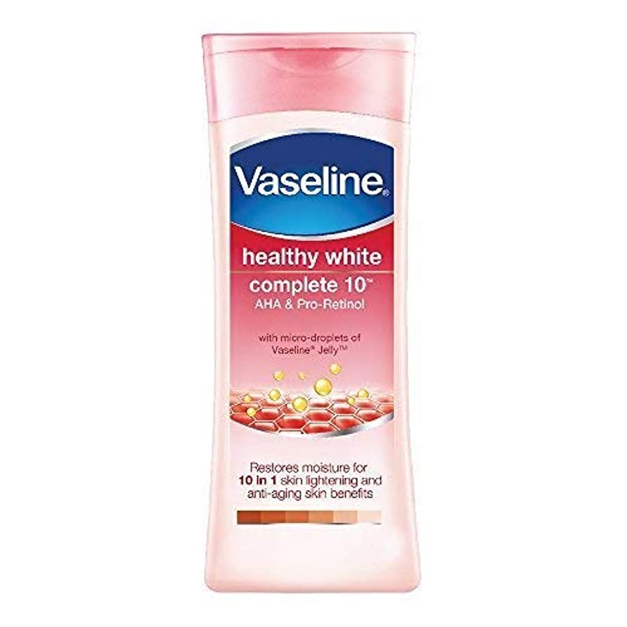 コインティーンエイジャーやがてVaseline Healthy White Complete 10 AHA and Pro Retinol, 200ml