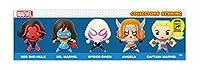 Marvel Women 5Pc SDCC Exclusive Set 2016 Action Figure