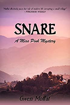 Snare (Miss Pink Book 9) by [Moffat, Gwen]