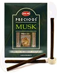 HEM(ヘム) プレシャスムスク香 ドゥープ PRECIOUS MUSK DHOOP 12箱セット