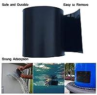 全天候用パッチテープPVCリークシールおよび修理自己接着テープ伸縮性防水シーリングテープ緊急パイプ配管およびウォーターホースリーク(152cm)