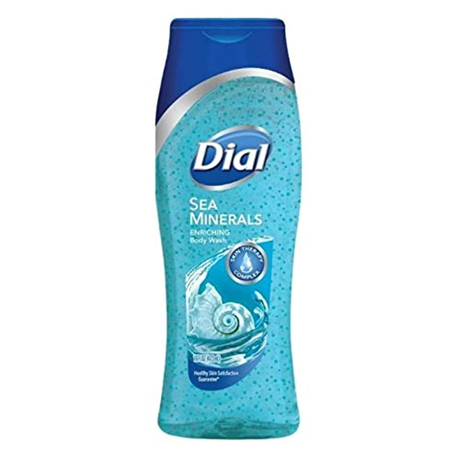 集める愚かな浸透するDial Body Wash, Himalayan Salt & Exfoliating Beads, 16 Fl. Oz - 2 pk by Dial