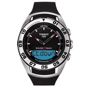 [ティソ]TISSOT 腕時計 SAILING-TOUCH T056.420.27.051.01 メンズ 【正規輸入品】
