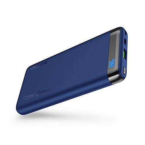 Omars モバイルバッテリー 10000mAh 18W Po...