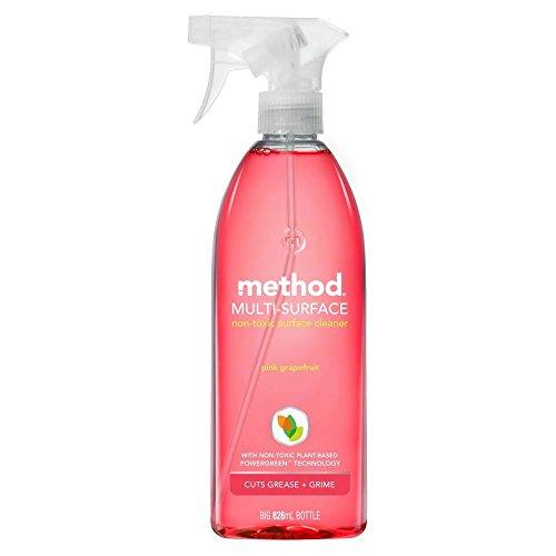 Method All Purpose Spray Pink Grapefruit (828ml) 方法すべての目的は、ピンクグレープフルーツ( 828ミリリットル)をスプレー
