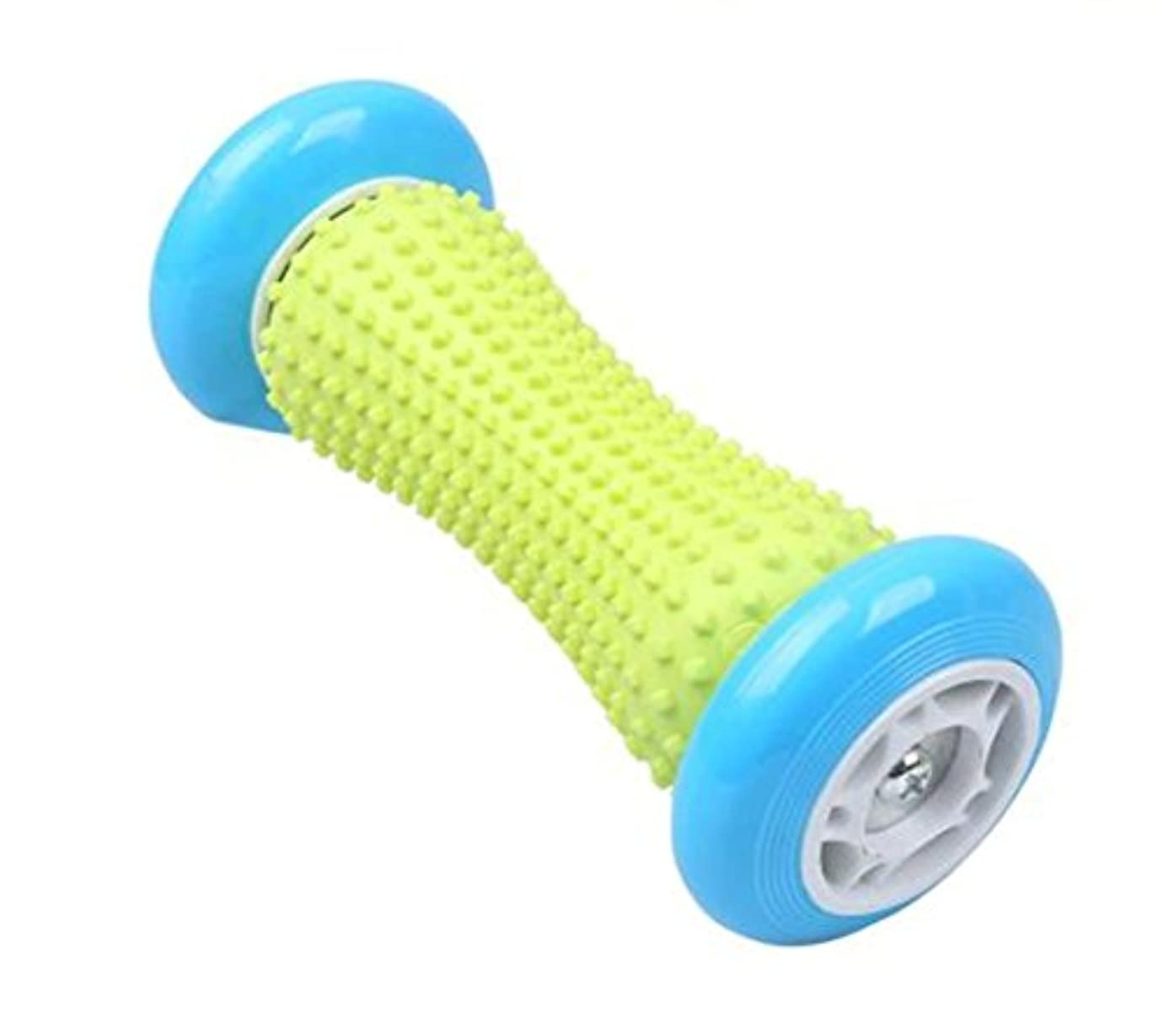 決めますしたい緩やかな[メディストーリー] Medi Story 足マッサージ ローラーインジケータ 海外直送品 (Foot Massage Roller Refresh) (Blue)