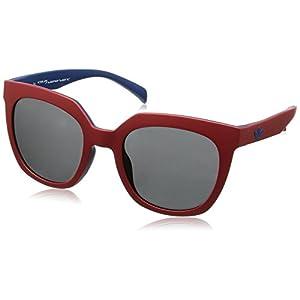 (アディダスオリジナルス バイ イタリアインディペンデント) adidas originals × ITALIA INDEPENDENT AOR008.053.021(並行輸入品) AOR008.053.021 RED AND DARK BLUE 53