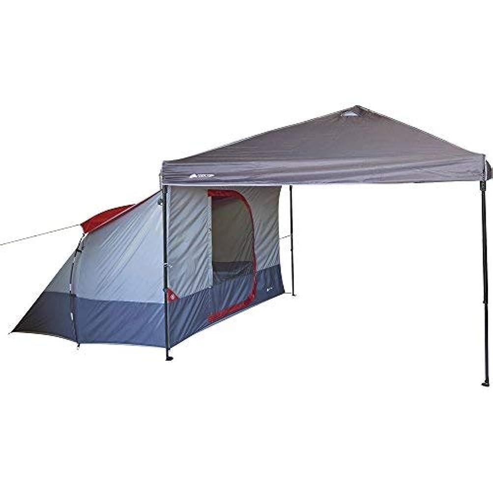 掃く空虚おんどりOzark Trail ConnecTent(テント), 4-Person Tent(テント) For Connecting to a Straight-Leg Outdoor Canopy [並行輸入品]