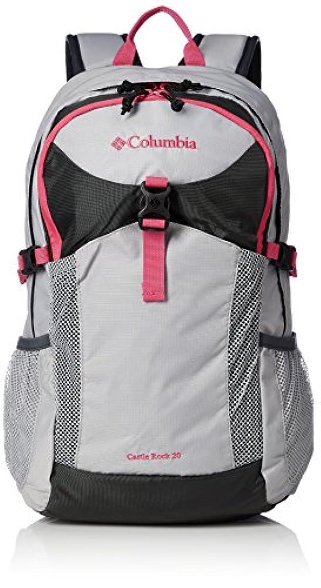 領収書食べる受け入れた[コロンビア] Castle Rock 20L Backpack II PU8185-039