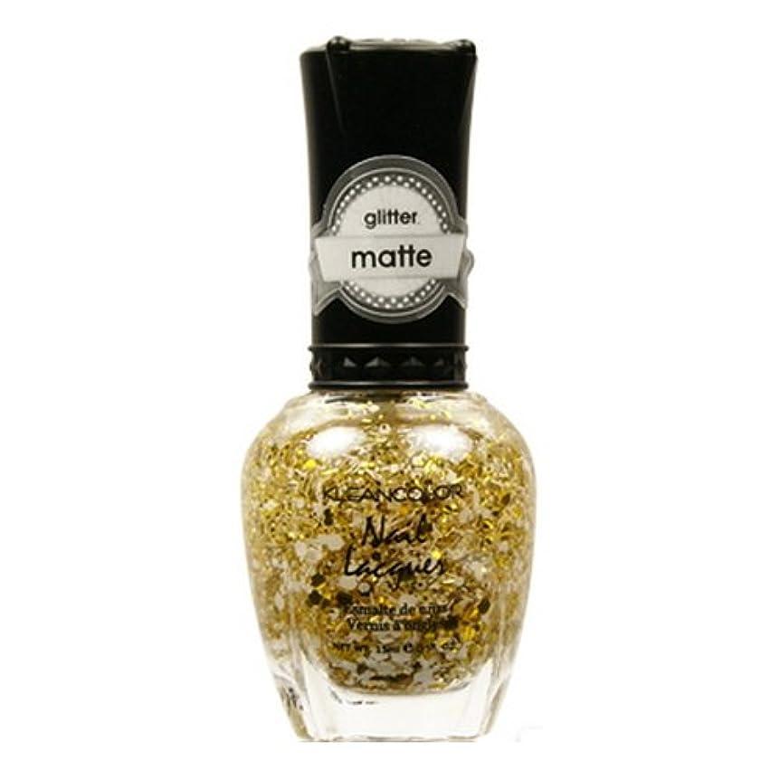 アークライターの量(6 Pack) KLEANCOLOR Glitter Matte Nail Lacquer - Everyday is My Birthday (並行輸入品)