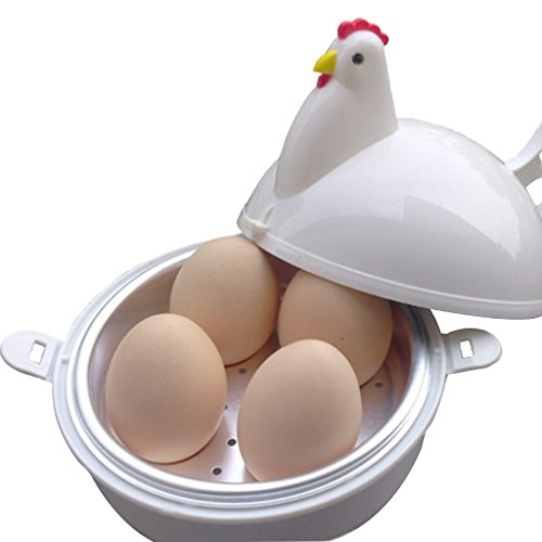 Zafina 電子レンジ 調理 レンジ 卵蒸し器 コッコ クック レンジピヨ