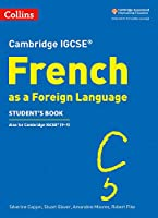 Cambridge Igcse(r) French as a Foreign Language Student's Book (Cambridge Assessment International Educa)