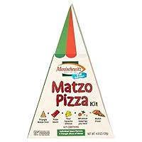 [Manischewitz] Manischewitzのマツピザ過ぎ越しの127グラム - Manischewitz Matzo Pizza Passover 127g [並行輸入品]