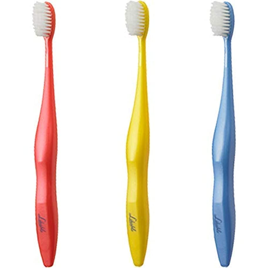 ライカブル 歯ブラシ 3本セット 日本製 歯科専売